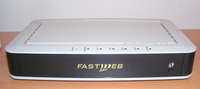 router Tesley/Fastweb
